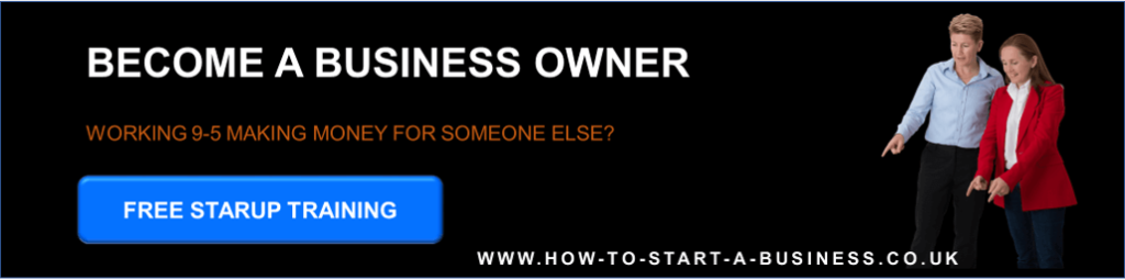 How To Start A Business Webinar ad 1